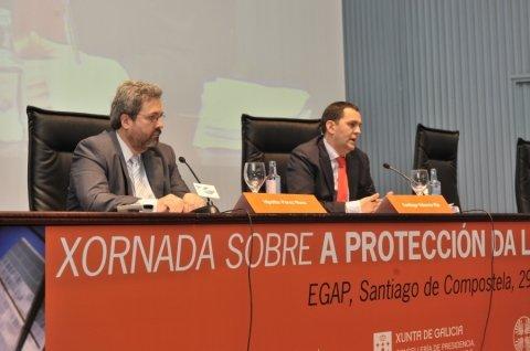 Imaxes - Xornada sobre a Protección da Legalidade Urbanística